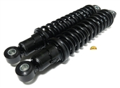 fully BLACK adjustable shocks - 300mm