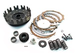 top performance COMPLETE CLUTCH PACK for AM345 & AM6 + aprilia RS50
