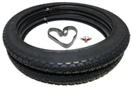 the majority of italian and tomos mopeds TIRE PARTY pack in 16 x 2.25