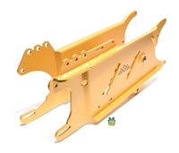 MLM honda hobbit reinforced aluminum subframe version 0.0 - weird GOLD