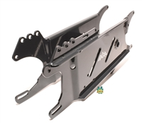 MLM honda hobbit reinforced aluminum subframe version 0.0 - dark GREY