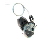 dellorto SHA 14.12R carburetor with cable choke and stockish air filter + cables