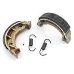 EBC quality brake shoes  - 90mm x 18mm