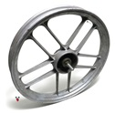 "NOS 16"" grimeca front 5 star sick wheel"