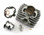 honda hobbit pa50 moped aluminum 46mm 70cc 7 port cylinder kit