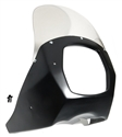 derbi LAGUNA headlight fairing - BLACK