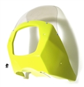 derbi LAGUNA headlight fairing - NEON YELLOW