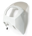 derbi LAGUNA headlight fairing - WHITE