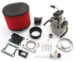 Malossi MHR TEAM VHST 28mm carburetor kit for derbi GPR/minarelli AM engines - 1613526
