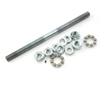 olympia 11mm loose bearing axle - 200mm - complete