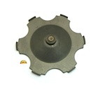 puch E50 lightened starter clutch plate