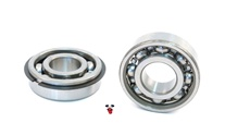 puch E50 crankshaft bearings set 6203