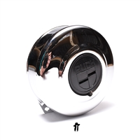 puch chrome metal flywheel cover