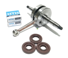 puch E50 super stuffy crank party in VITON