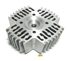 custom cut 45.5mm high compression head - for QT50 malossi kit! - O RING VERSION