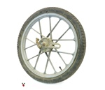 "USED 16"" front snowflake mag wheel for sachs"