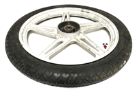 "USED 16"" bernardi front 5 star mag wheel"