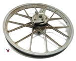 "basic USED 17"" grimeca front snowflake mag wheel"