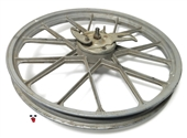 "typical USED 17"" grimeca front snowflake mag wheel"