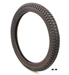shinko knobby 19 x 2.75 moped tire