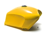 tomos OEM YELLOW gas tank for the LX and targa