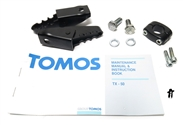 tomos OEM tx50 booklet that comes with pegs and hardware for some reason