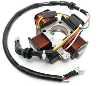 une pièce de l'allumage électronique Vespa-CDI-stator-plate-2T