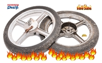 "USED vespa 16"" FIRE SALE mag wheel set"