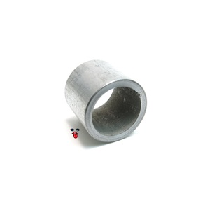 12mm axle spacer - 18 x 16.3mm