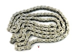 EK motorcycle chain SILVER 420 chain - 132 links