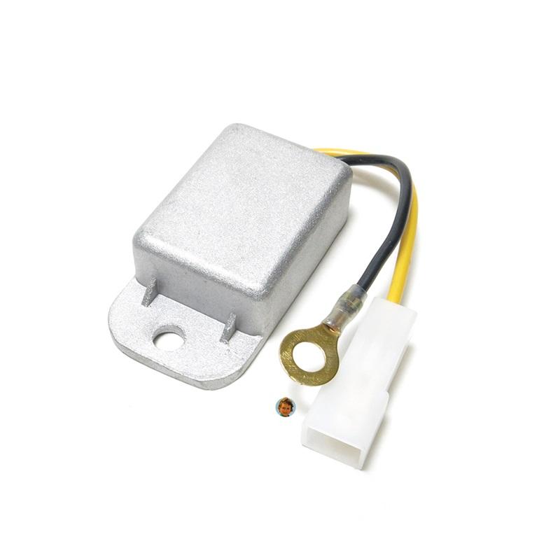 24 volt voltage regulator wiring diagram 6 volt 30w voltage regulator with black and yellow wires #3