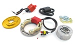 honda DIO HPI CDI ignition system