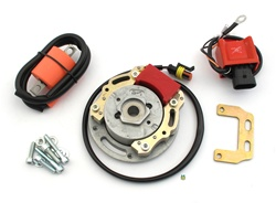 HPI internal rotor CDI ignition system for puch + tomos + derbi + sachs n more