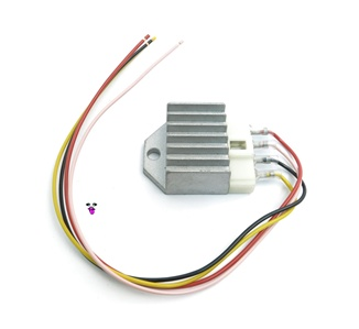 HPI regulator / rectifier