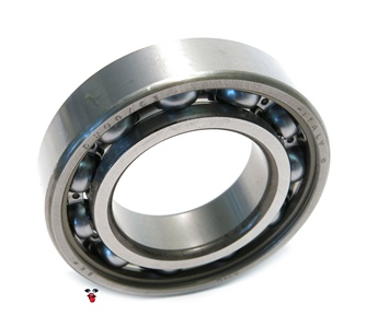 SKF 6006 C3 output shaft bearing