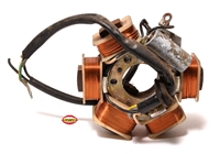 another USED peugeot 5-coil stator