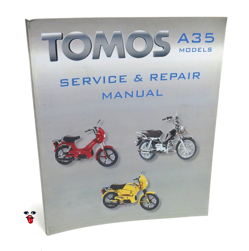 tomos oem a35 models service repair manual rh treatland tv tomos repair manual tomos repair manual