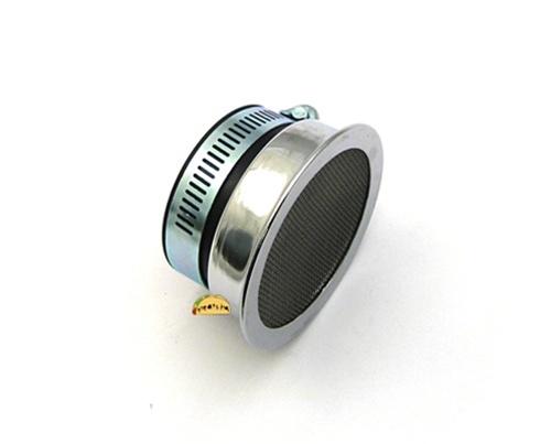 Mikuni Air Cleaner : Mm metal screen air filter for mikuni carburetors