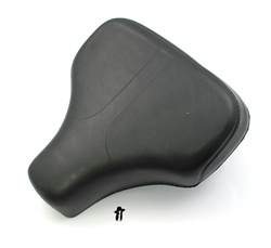 black moped single seat for any moped - no post
