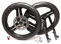 "17"" front 3 star mega VAL-U-PAK wheel set"