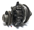 USED complete honda camino gearbox with euro pulley + rear HUB