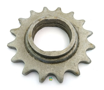 derbi flat reed 16 tooth front sprocket - wide version