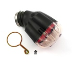 doppler alien eye PHBG air filter - black