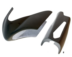 97/98 conti fiberglass 2 part full race fairing