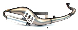 peugeot fox giannelli performance exhaust pipe