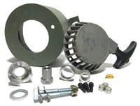 complete honda HOBBIT pull start kit!! - for HPI mini rotor