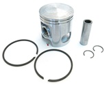 malossi 70cc 47mm 12 pin honda DIO replacement piston