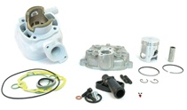 malossi MHR 50cc 40mm 12 pin cylinder kit for peugeot speedfight and x-fight - 31 9847