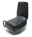 XTREME buddy egg MASTER duoseat with BACKREST for a comfy ride