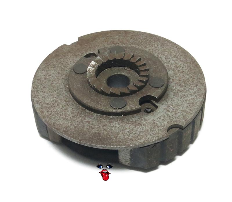 Minarelli v1 clutch removal